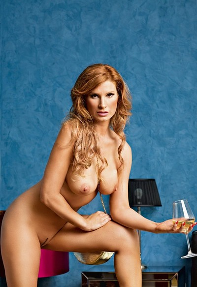 Kataya in Playboy Slovenia from Playboy