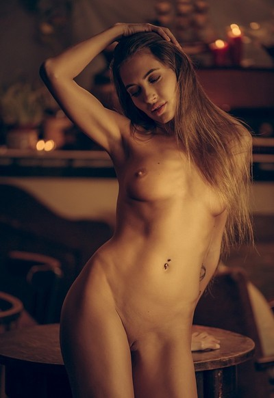 Taya Vais in Sultry Desire from Playboy