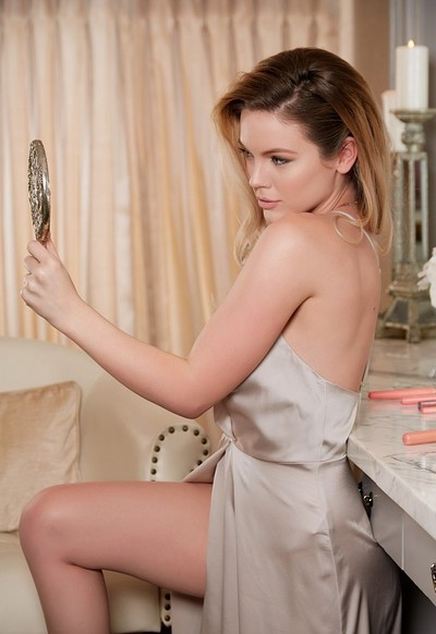 Ora Young in Soft Luxuries from Playboy