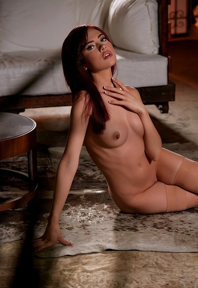 Sabina Rouge in Little Bit of Lust from Playboy