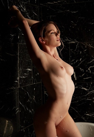 Ora Young in Refined Tastes from Playboy
