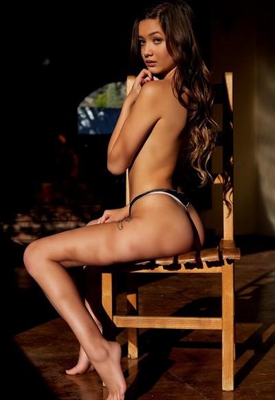 Alex De La Flor in Magic Hour from Playboy