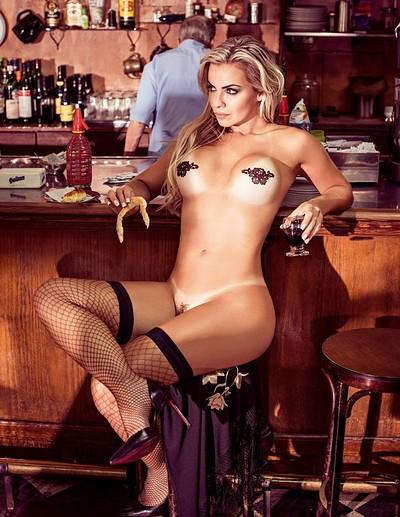 Veridiana Freitas in Playboy Brazil from Playboy