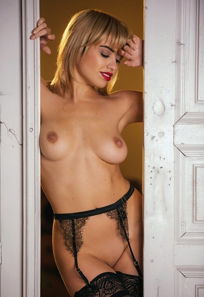 Margo Dumas in Making an Entrance from Playboy
