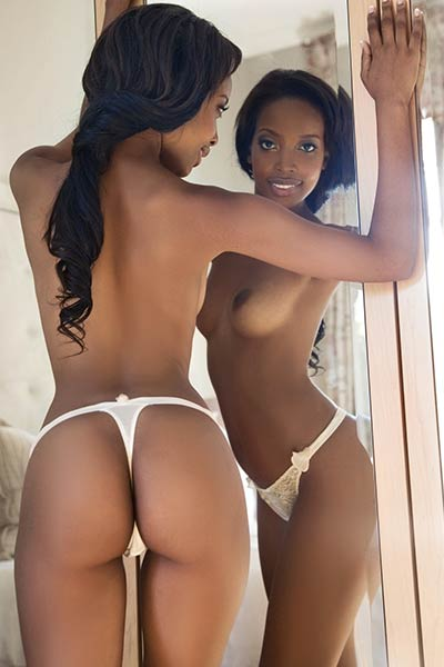 Tersha Makwiya seems to be a sexiest chocolate chick