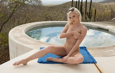 Ali Claire in Heightened Senses from Playboy
