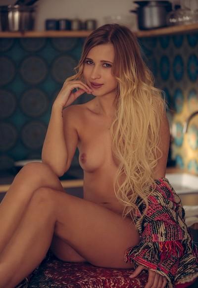 Lisa Dawn in Romantic Breakfast from Playboy