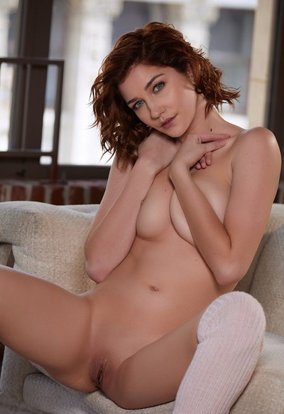Skye Blue in Soft And Sweet from Playboy