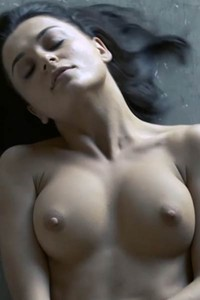 Anastasiia is like vulcano she is ready to erupt with her amazing body shapes