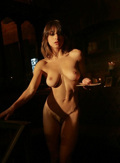 Mia Valentine in Magic in Motion from Playboy