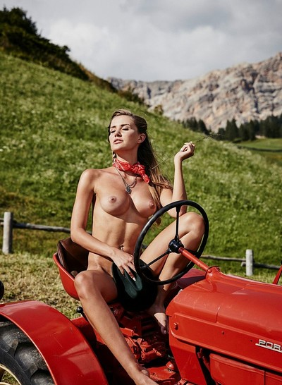 Julia Prokopy in Playboy Germany Vol 2 from Playboy