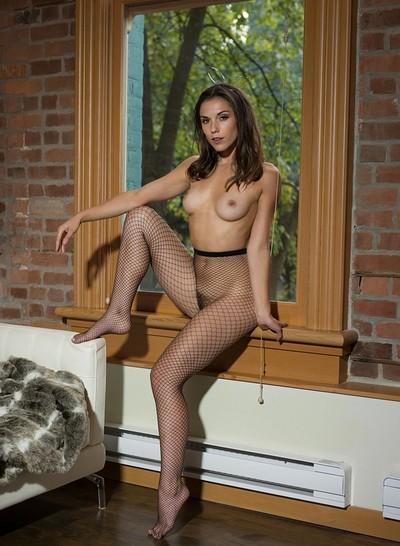 Elena Generi in Solo Celebration from Playboy