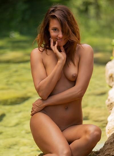 Anetta Keys in Barely Hidden from Playboy
