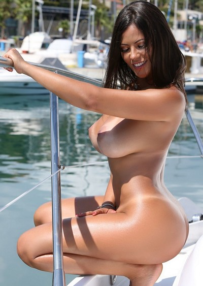Fabiana Britto in Playboy Portugal from Playboy