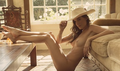 Kayla Garvin in Playmate January 2018 from Playboy