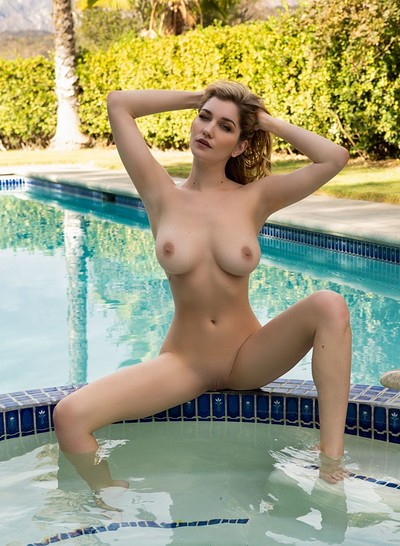 Skye Blue in Lifes a Party from Playboy