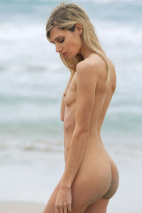 Francy Torino in Coastal Delight from Playboy