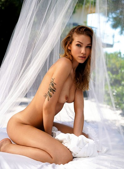 Marie Czuczman in Playboy Germany from Playboy