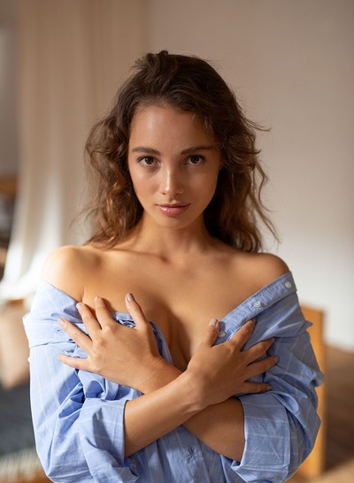 Calypso Muse in Sweet Comforts from Playboy