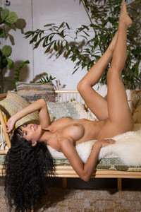 Erika De Leija in Perfect Daydream from Playboy
