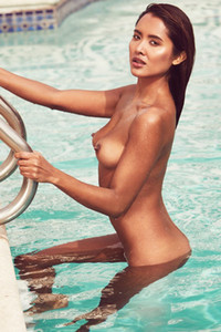 Cassandra Dawn in Playmate June 2018 from Playboy