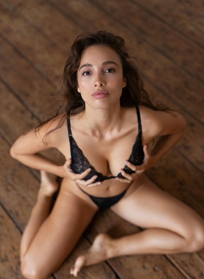 Calypso Muse in Baring it All from Playboy