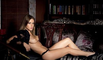 Olga Alberti in Playboy Russia from Playboy
