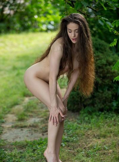 Joy Draiki in Mystic Escape from Playboy
