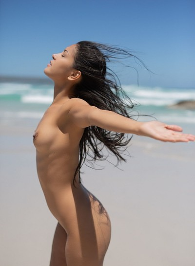 Chloe Rose in Windswept from Playboy