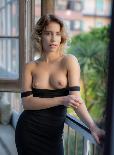 Toni Maria in Seeing Clearly from Playboy