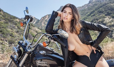 Lis Giolito in Wild Country from Playboy
