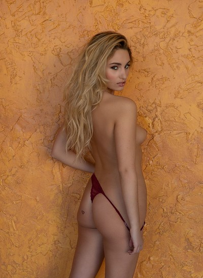Lindsay Marie in Something Comfortable from Playboy