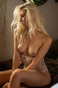 Emilee Ann Miller in Momentous Morning from Playboy