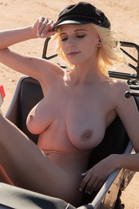 Juniper Hope in High Octane from Playboy