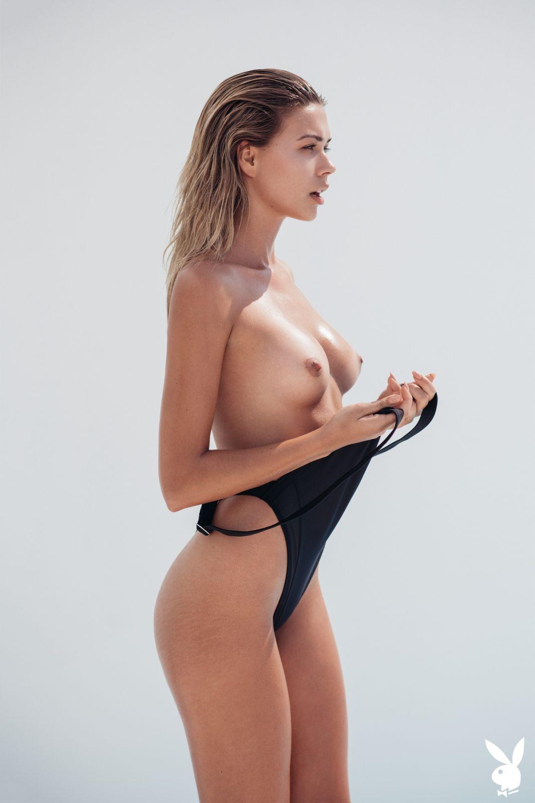 Playboy sandra Sandra Prinsloo