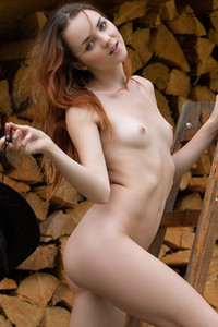 Stunning young lady with an amazingly slim fit body is about to blow your mind
