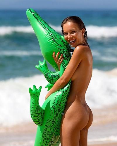 Natalia Andreeva in Playboy Italy from Playboy
