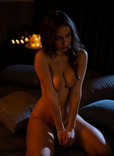 Sophie Limma in Moonlit Affair from Playboy