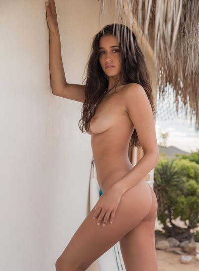 Megan Blake in Apres Surf from Playboy