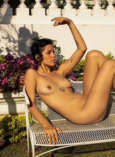 Alejandra La Torre in Summer Song from Playboy