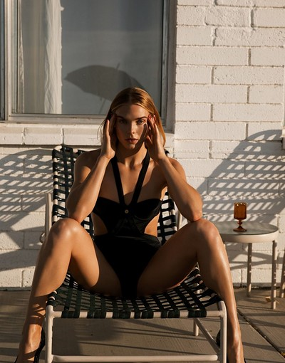 Jordy Murray in Playmate December 2019 from Playboy