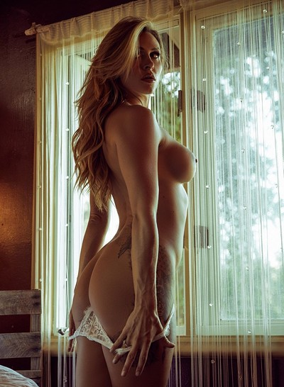 Ella Silver in Look of Love from Playboy