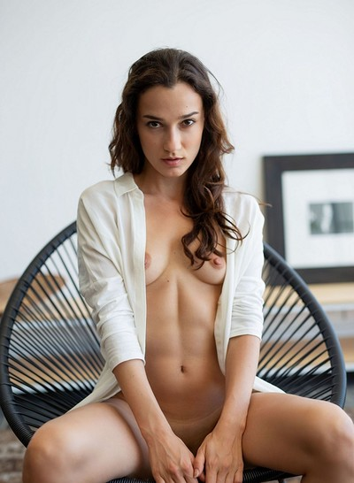 Sofi Ka in Casual Comforts from Playboy