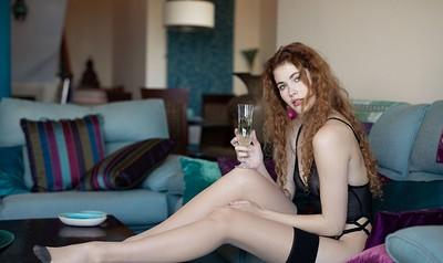 Heidi Romanova in Perfect Affair from Playboy