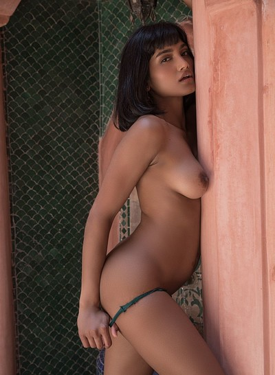 Angel Constance in Sultry Expressions from Playboy
